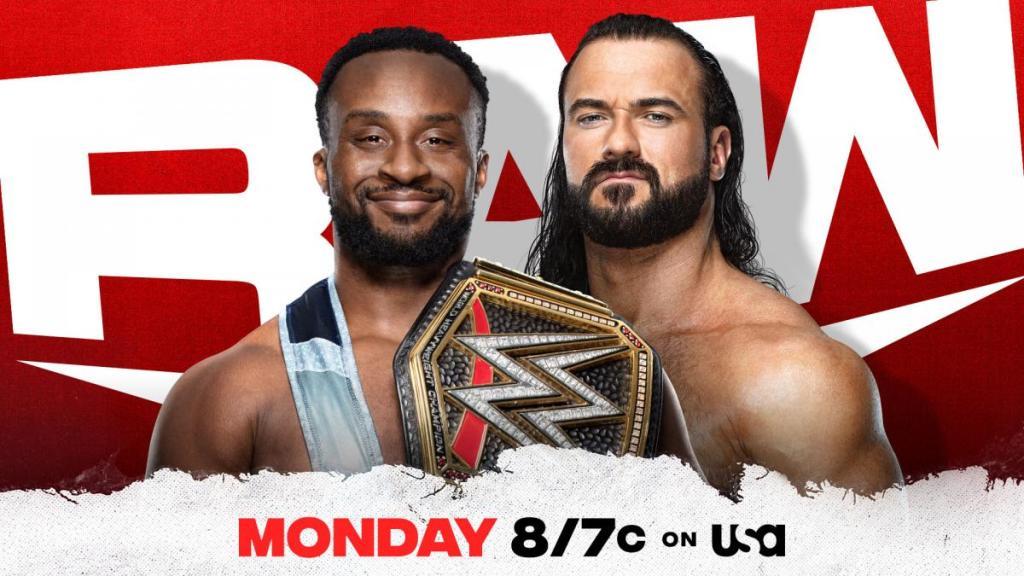 Previa WWE RAW 11 de octubre de 2021