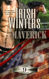 MAVERICK - Front Cover (for Book Interior)