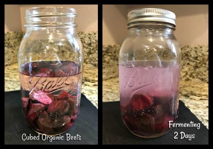 Fermented Beet Juice