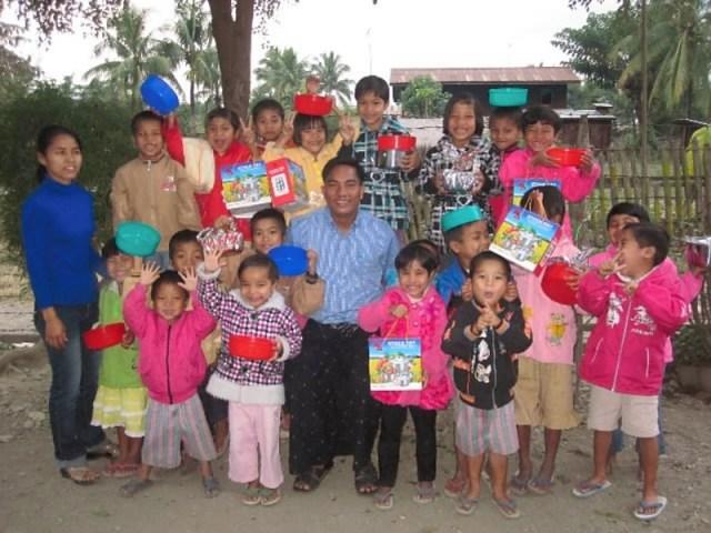 Myanmar 2011
