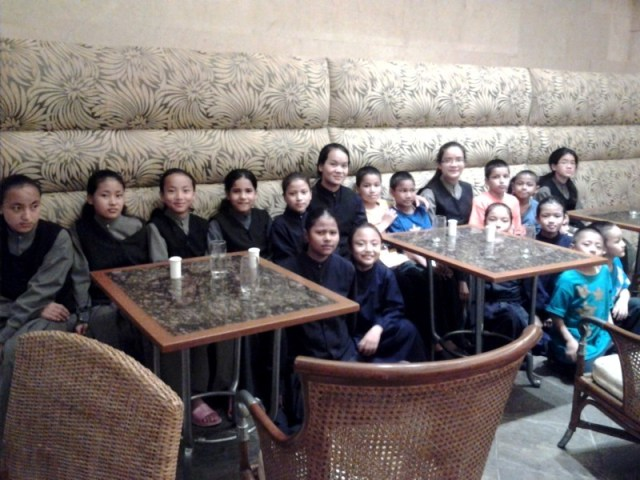 Nepal Kids today