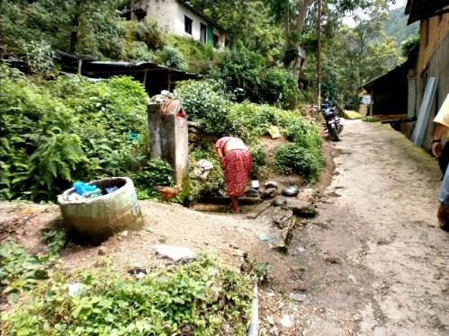 Nepal Water Well