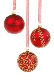 Christmas ornaments help us celebrate the hope of Christ