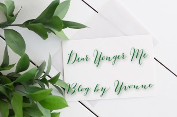 Dear Younger Me Song by Mercy Me Blog by Yvonne