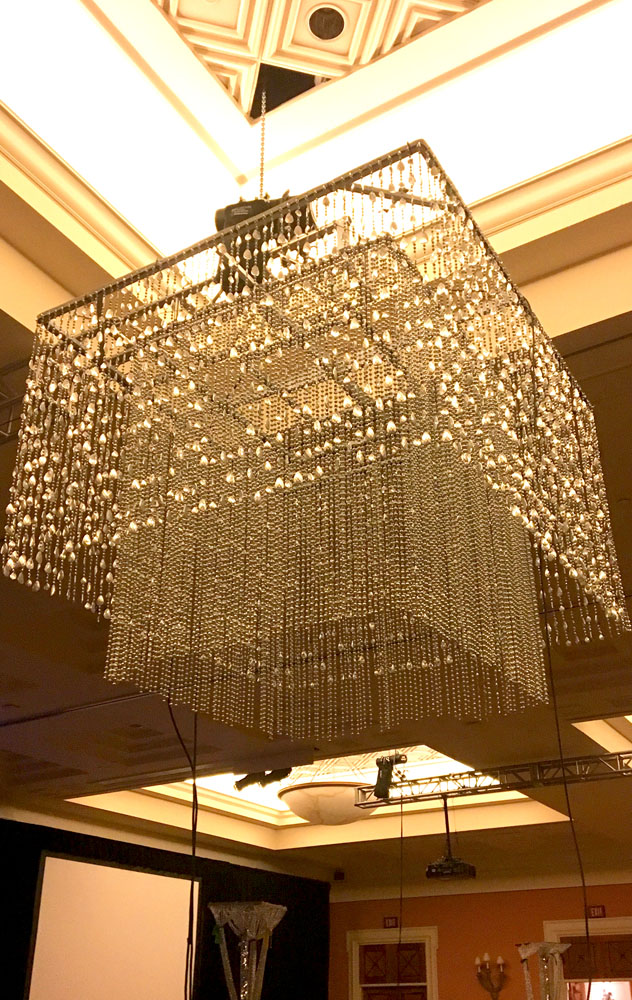 Custom Made Chandeliers 1