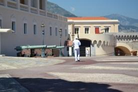 Monaco's equivalent of the Coldstream Guards