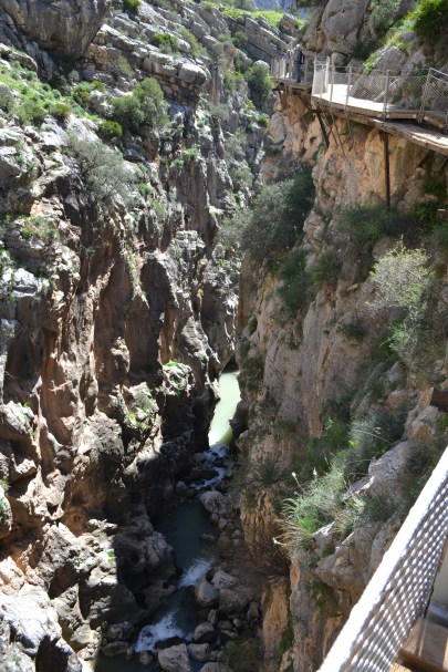 Awesome at Camino del Rey