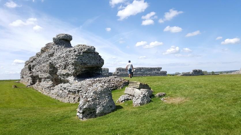 Richborough Roman Fort
