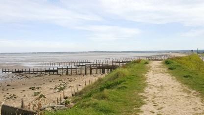Beach near Shell Ness