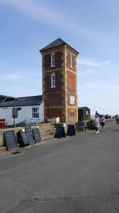 North Lookout tower