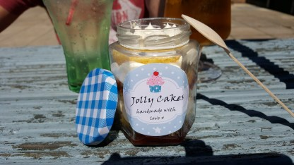 Jolly Cakes from the Jolly Sailor