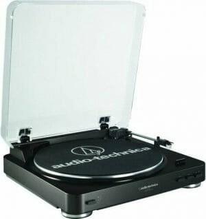 Audio Technica AT-LP60BK