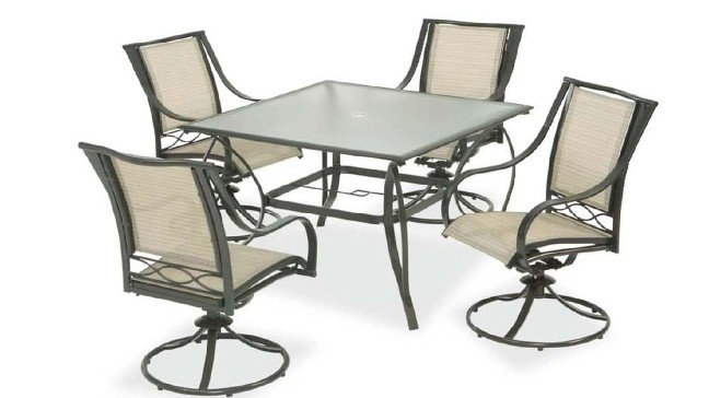 swivel patio chairs sold at home depot