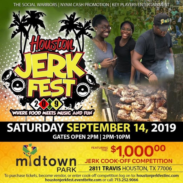 Houston Jerk Fest