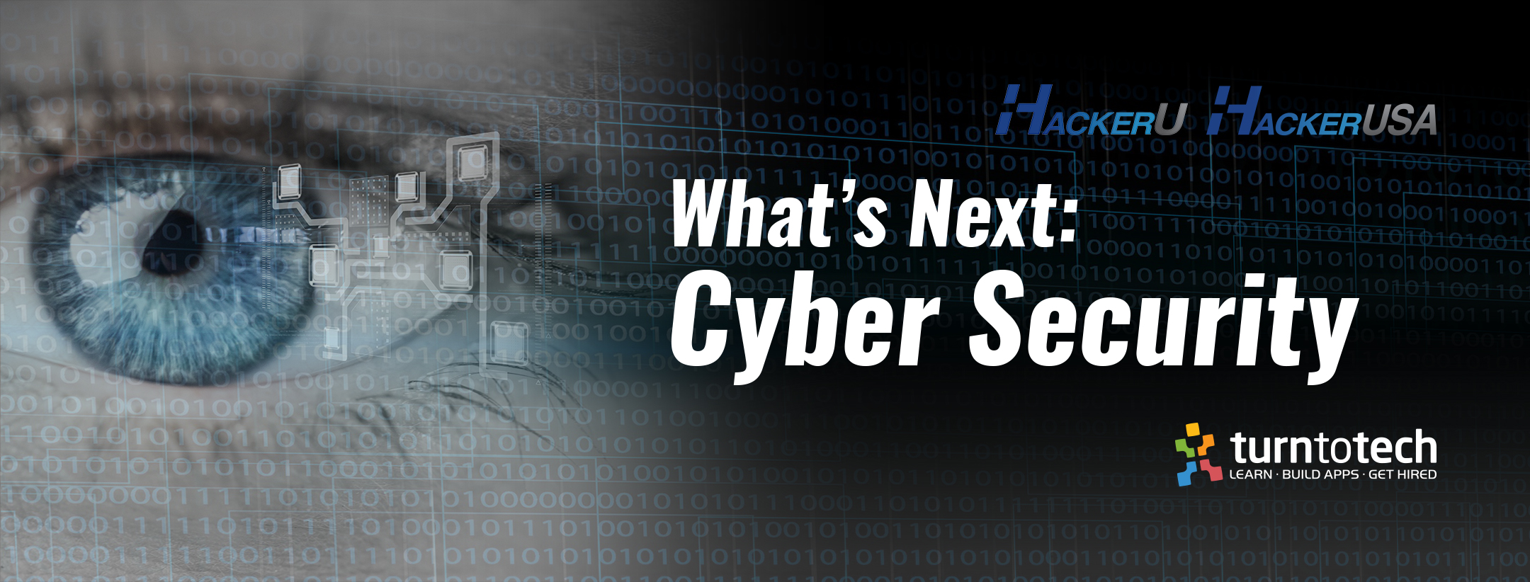 Cyber Security TurnToTech HackerUSA