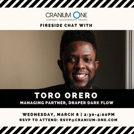 Office Hours with Toro Orero