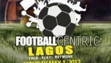 Footballcentric Lagos