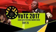 Votc 2017- Lagos at 50 Festival Award Dinner