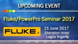 Fluke/PowerPro Seminar 2017