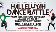 Halleluyah Dance Battle