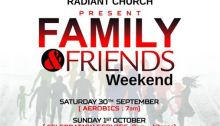 Family and Friends Weekend