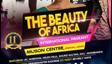 The Beauty of Africa International Pageant 2017
