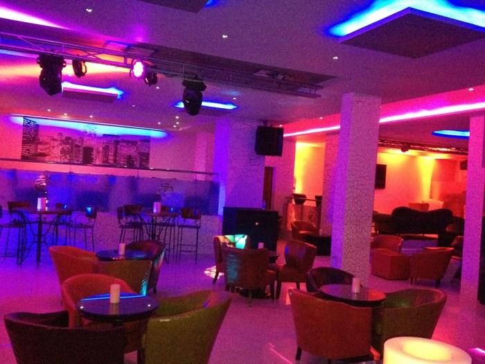 Mobi's Lamborghini Lounge
