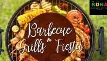 Barbecue Grills & Fiesta