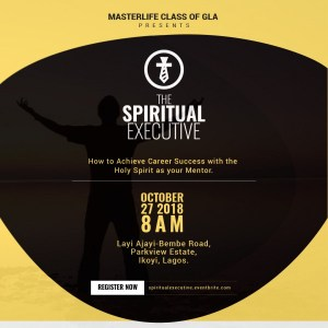 Spiritual Executive Breakfast Session
