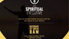 Spiritual Executive Breakfast Session