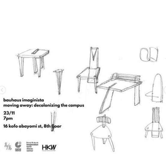 Bauhaus Imaginista Moving Away