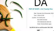 DA Pop Up Shop