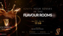 Guinness Flavour Rooms