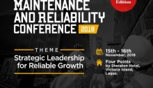 Nigeria Maintenance And Reliability Conference