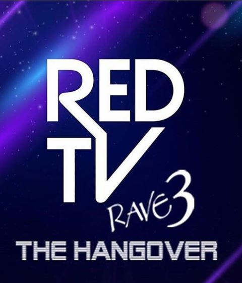 Red TV Rave