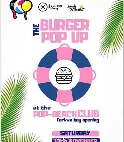 The Burger Pop-Up
