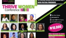 Thrive Women Conference 2018