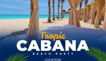 Afropolitan Tropic Cabana Beach Party