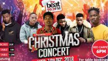 Beat FM Christmas Concert