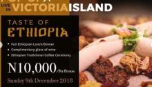 Ethiopian Restaurant Pop Up