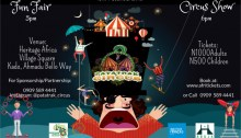 Patatrak Circus Show