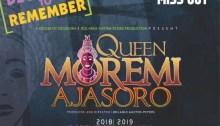 Queen Moremi Ajasoro