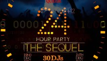 Quilox 36-Hour Non-Stop Party