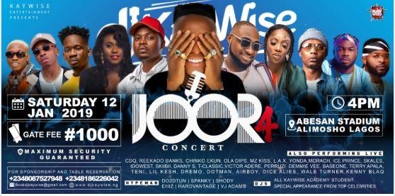 Joor Concert