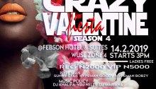 Crazy Valentine Fiesta Season 4