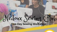Nedoux Sewing Club Workshop
