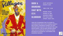 Book & Branding Chat with Feyi Olubodun