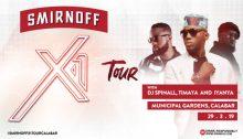 Smirnoff X1 Tour