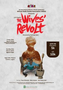The Wives Revolt
