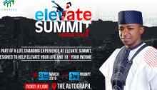 Elevate Summit 2019
